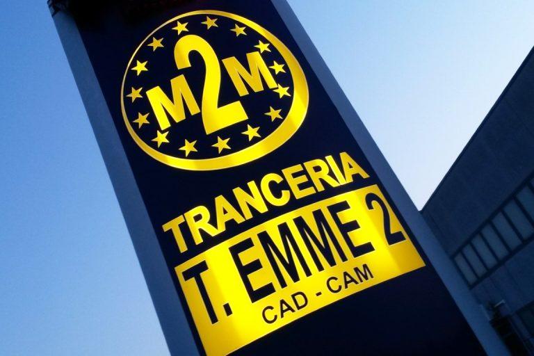 Tranceria TEMME2 taglio a lama